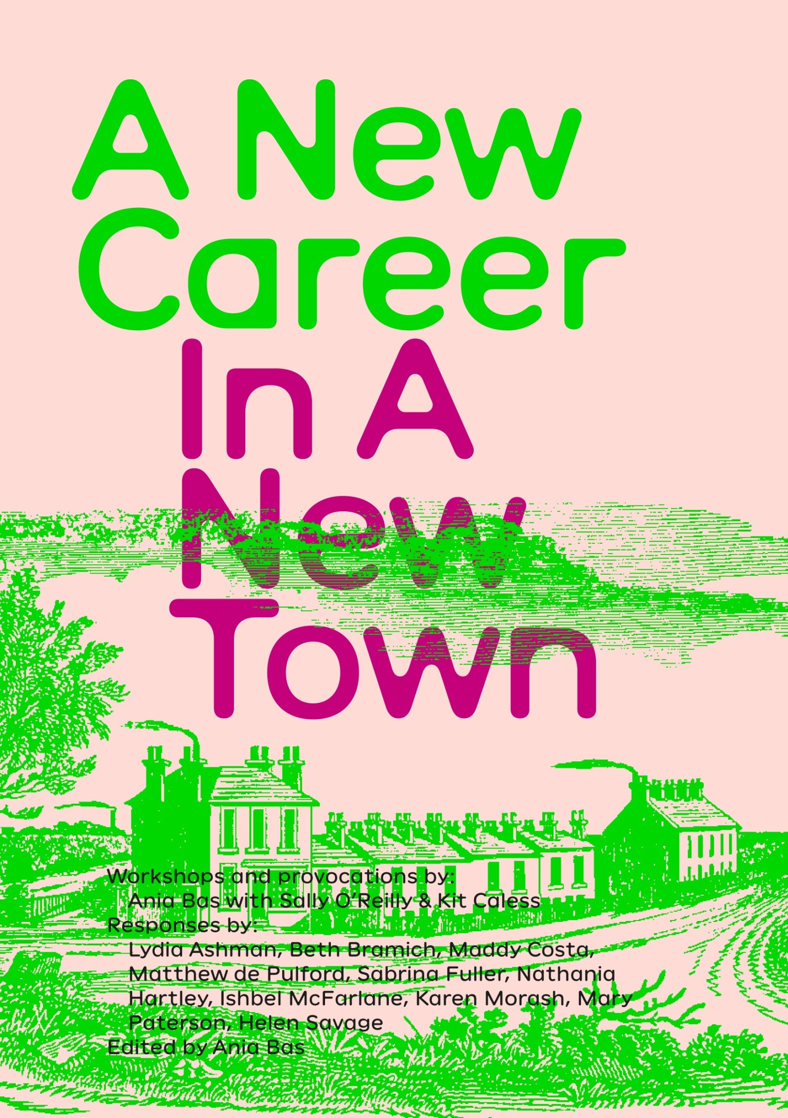 A-New-Career-In-A-New-Town-Cover